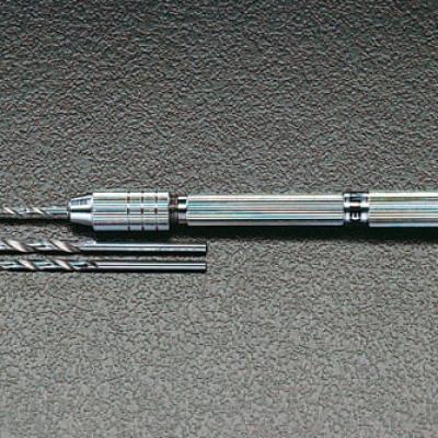 日本喜一   ESCO EA589R-3 2.0・2.5・3  广州藤野代理.0mmピンバイス(ドリル3本付)